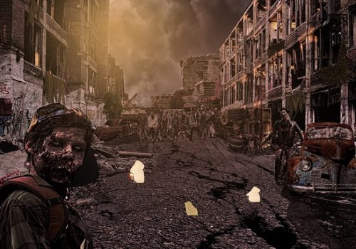zombie wasteland