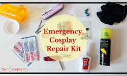 Cosplay Emergency Repair Kit