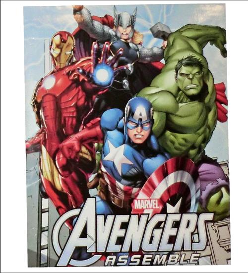 Avengers 2 pocket portfolio folder