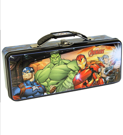 Avengers tin pencil case