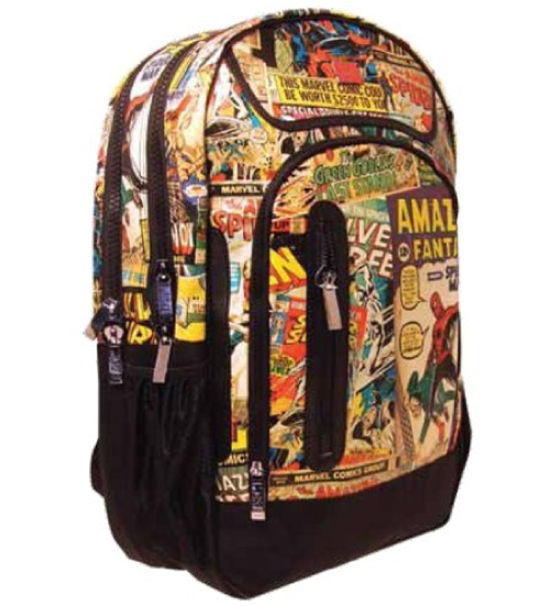 Retro Marcel backpack