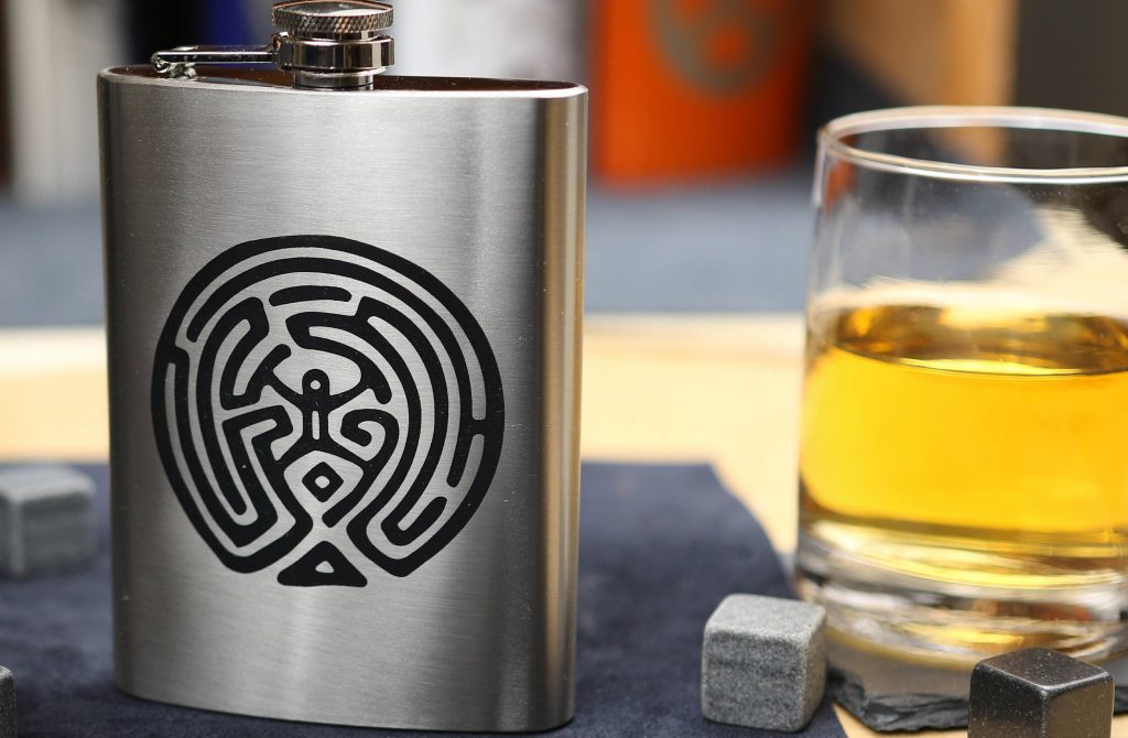 The Maze Westworld Flask