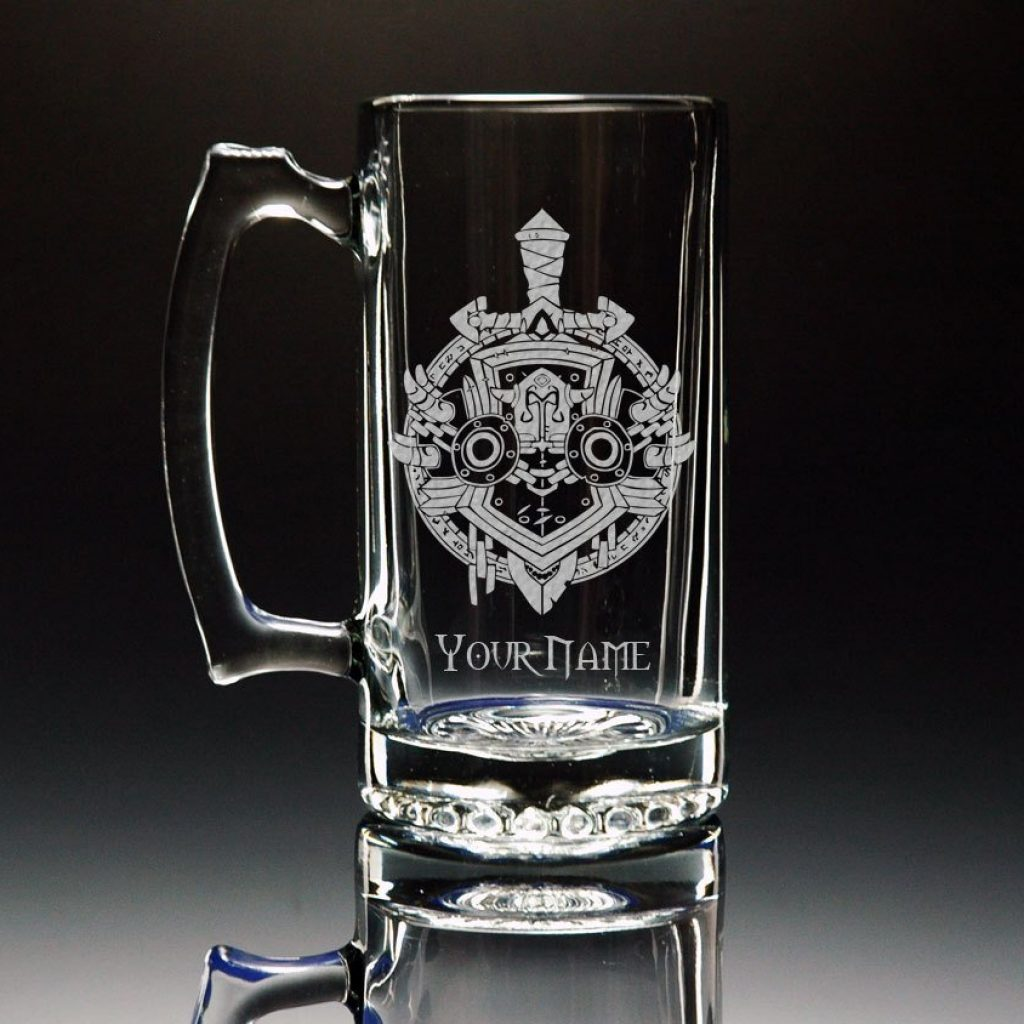 World of Warcraft beer mug