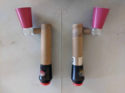 jet pack blaster and fuel columns