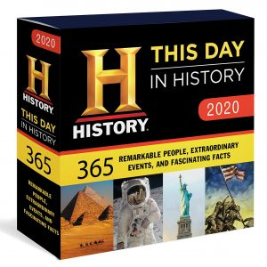 History Channel This Day in History daily calendar
