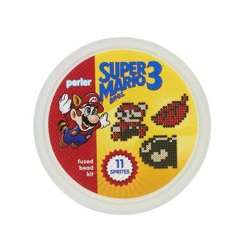 Super Mario Bros. 3 Perler bead activity kit