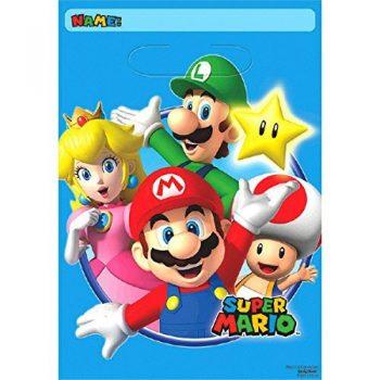 Super Mario loot bag