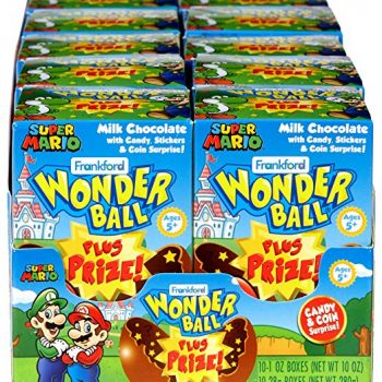 Super Marion milk chocolate Wonder Balls