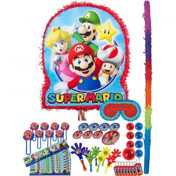 Super Mario pinata kit